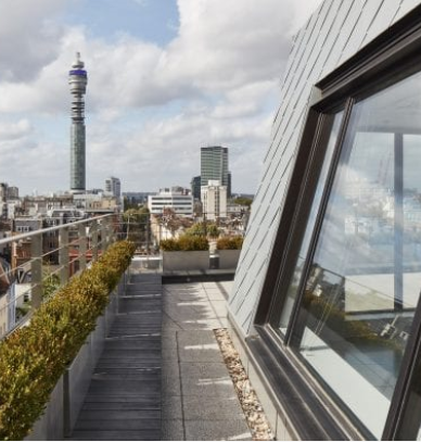 T-Systems Take Sixth Floor at Lothbury's 20 Rathbone Place