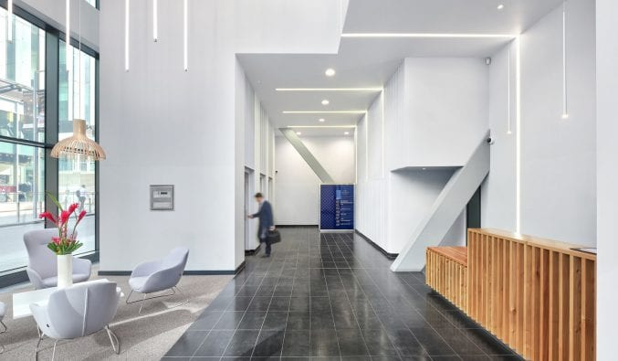 Construction firm confirms commitment to 4 Hardman Street in Manchester