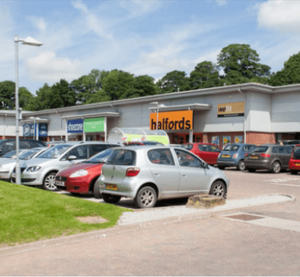 Congleton Retail Park sold by Lothbury for £15m