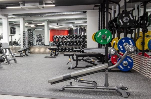 Parking Cars Exchanged For Working Out At Lothbury's Powis Place