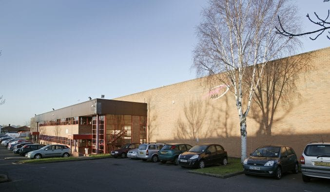 AAH Pharmaceuticals Agree Seven Year Reversionary Lease On Romford Unit