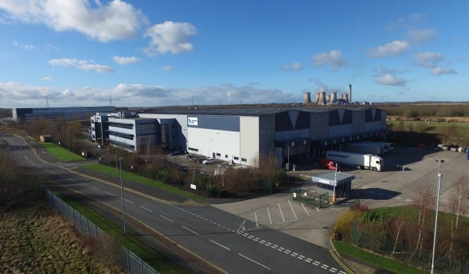 Lothbury dispose of Industrial asset in Runcorn