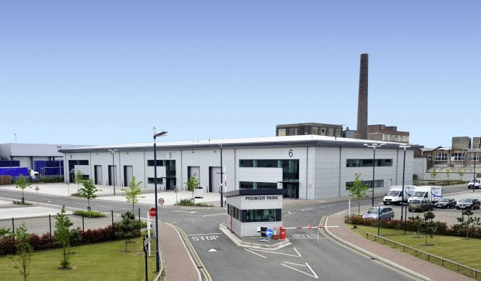 KCI Medical agrees three year lease extension at Lothbury's Premier Park, Manchester