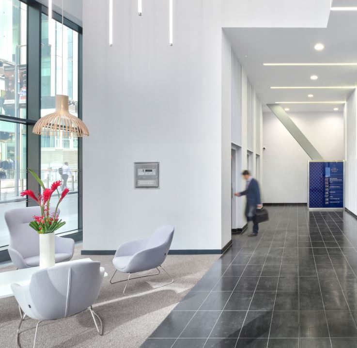 UBS AG Relocates to Lothbury's Four Hardman Street, Manchester