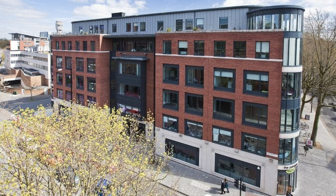 Lothbury Wins Award for Highest Score Fitwel Rating for Bristol Office