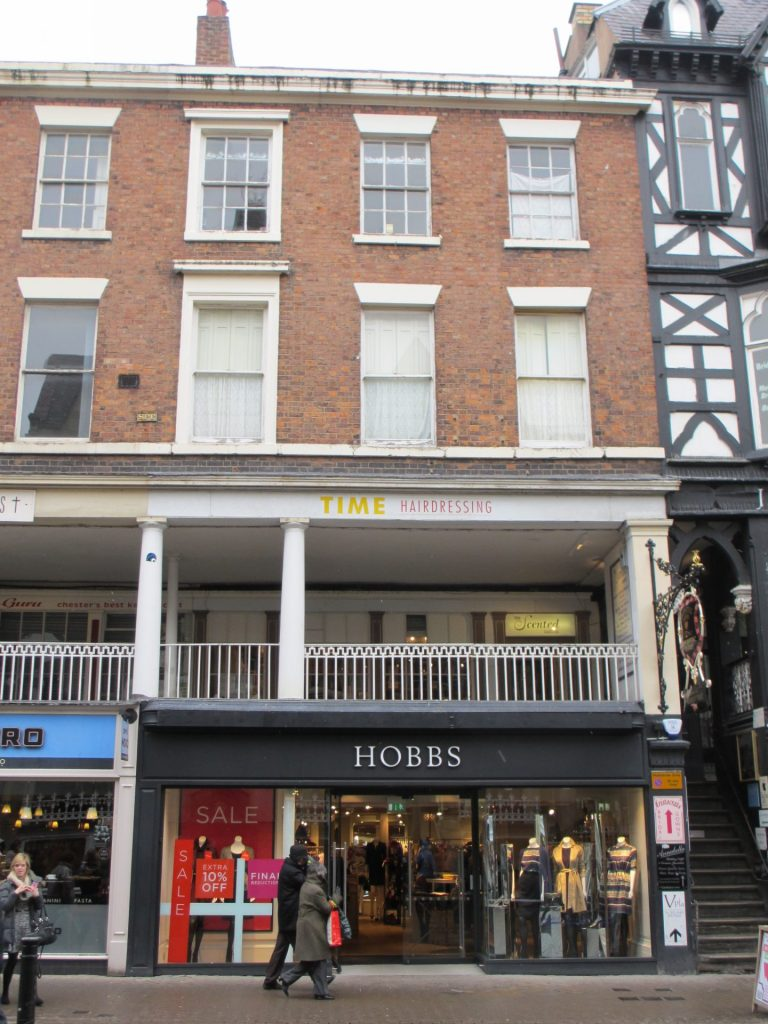 Chester Retail Unit Sold By Lothbury