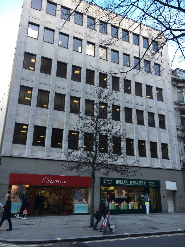 Lothbury Disposes Of Central London Retail Units