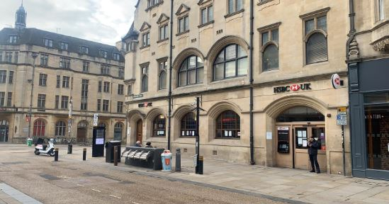 HSBC UK Agrees Five Year Lease Renewal For Central Oxford Unit