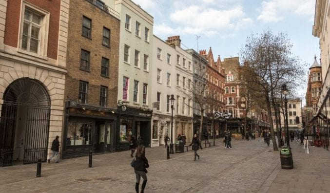 Covent Garden Residential Conversions Completed By Lothbury
